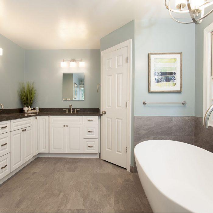 Master bathroom remodeling in alexandria va solid - Bathroom remodeling alexandria va ...