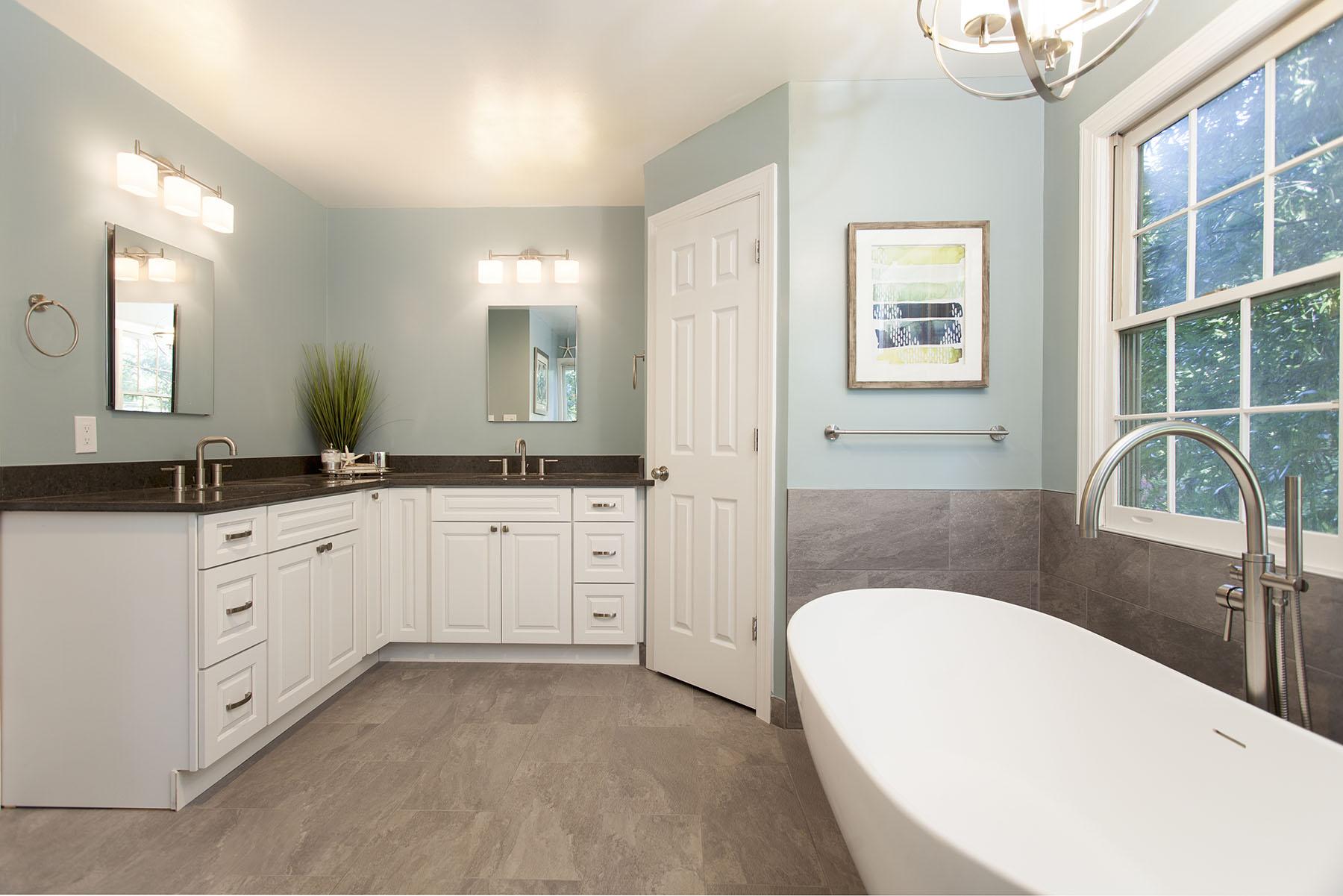 Master Bathroom Remodeling in Alexandria, VA - Solid ...